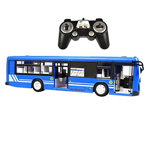 KESOTO 1/12 RC Ferngesteuert Bus Spielzeugauto Automodell für Kinder Freunde und Auto Liebhaber