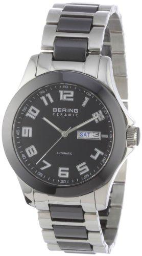 Bering Time - 11341-742 - Montre Homme - Automatique - Analogique - Bracelet Différents Matériaux Multicolore