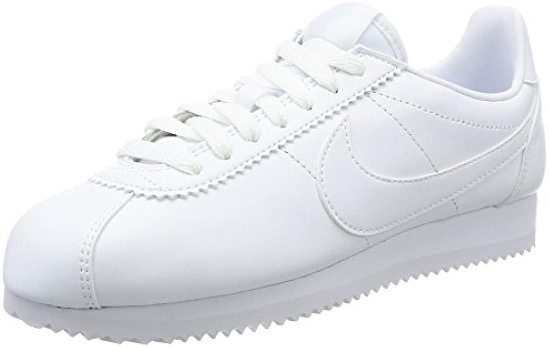 Nike - WMNS WMNS - Classic Cortez Leather - Chaussures de Running Compétition - FemmeB06XPZ1X5YParent eb8191