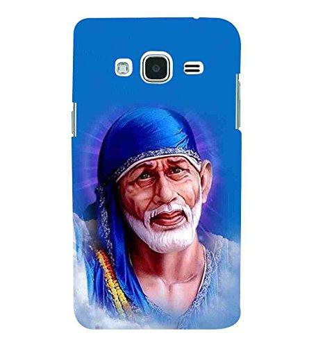 For Samsung Galaxy J2 (2016) :: Samsung Galaxy J2 Pro (2016) sai ji case ( god, bhagwan, sai, sai baba, lord ) Printed Designer Back Case Cover