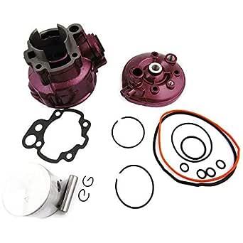 90 Cc 49 Mm Motorrad Luftzylinder Set Für Minarelli Am6 Yamaha Mbk Tzr Gewerbe Industrie Wissenschaft