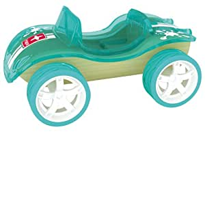 Hape Mini Beach Buggy (Turquoise)