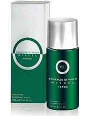 Essenza Di Wills Mikkel Verde Deodorant for Men, 150ml