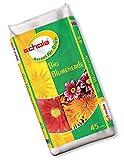 Schola Qualitäts BIO Blumenerde 45 Liter Pflanzenerde