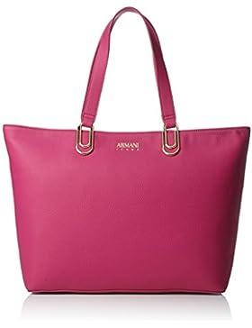 Armani Jeans Damen Borsa Shopping Tote, 30 x 12 x 46 cm