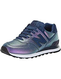 New Balance Damen 574v2 Sneaker, Rose, One Size