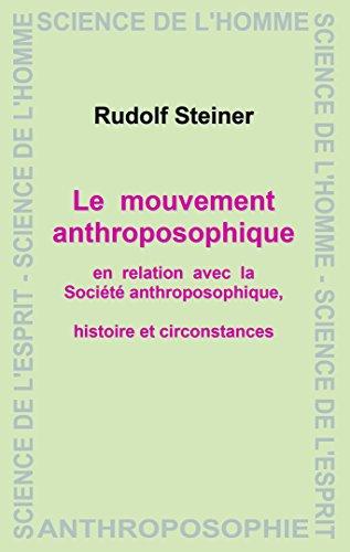 Le mouvement anthroposophique