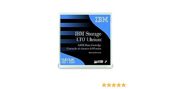 Ibm Cartridge Lto Ultrium 7 6 15 Tb Computer Zubehör