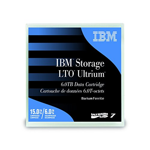 38L7302 - IBM LTO ULTRIUM 7 6TB/15TB Test