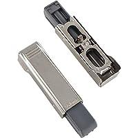 BLUM Blumotion Tür-und Möbel-Dämpfer mit Softclose für Eckbänder zum Nachrüsten; Inhalt = 10 Puffer