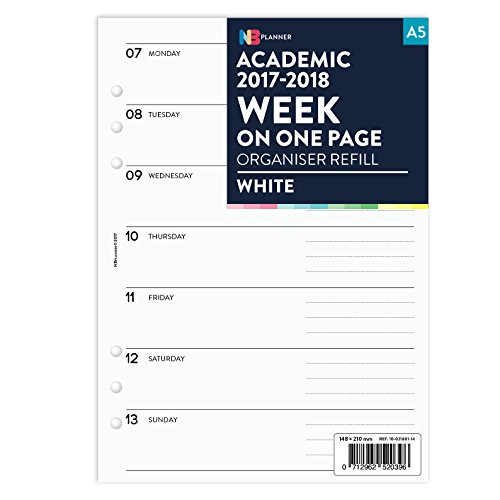 academic-2017-2018-week-on-one-page-planner-refill-insert-filofax-a5-compatible-white