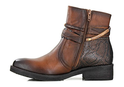 FUGITIVE IVEO - Bottines / Boots - Femme gold
