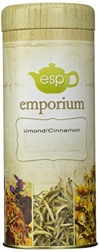 ESP Emporium Fruit Tea Blend, Almond/Cinnamon, 3.53 Ounce