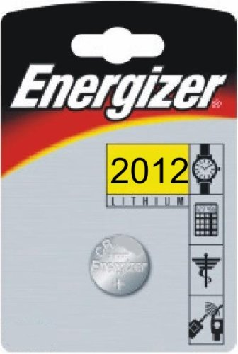 Energizer Lithium 3V CR 2012 Knopfzelle (Advanced System Care 3)
