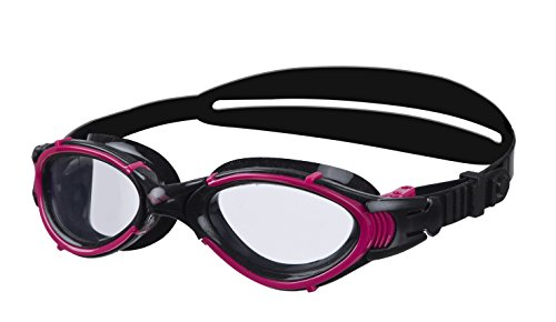 arena Schwimmbrille Nimesis X-Fit, clear/magenta/black, One size, 92416