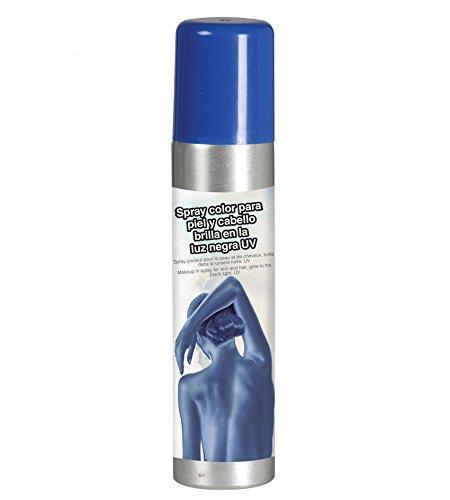 Fiestas guirca spray blu capelli e corpo ml 75