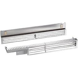 Siemens CI24Z100 accesorio y suministro para el hogar - Accesorio de hogar (Refrigerador, Acero inoxidable, Acero inoxidable, 1,7 kg, 200 x 175 x 658 mm)