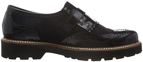 Gabor Shoes Comfort Sport, Mocassini Donna Blu (pazifik/Oc.S.S/C)