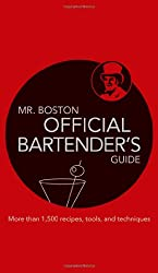 Mr. Boston: Official Bartender's Guide (Mr. Boston: Official Bartender's & Party Guide)