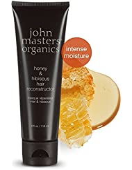 JOHN MASTERS ORGANICS Masque Réparateur Miel/Hibiscus, 118ml