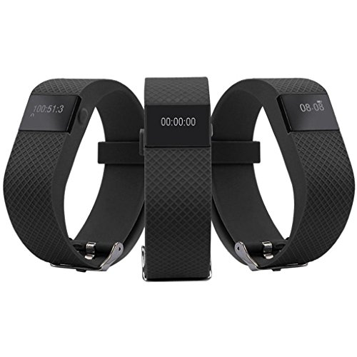OPTA SW-007 Black Bluetooth Smart Band and fitness tracker and heart rate sensor for Android/IOS Mobile Phones compatible with Samsung IPhone HTC Moto Intex Vivo Mi One Plus and many others! Launch Offer!!
