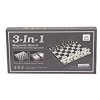 Viivsc 3 In 1 Magnetic Chess , Large