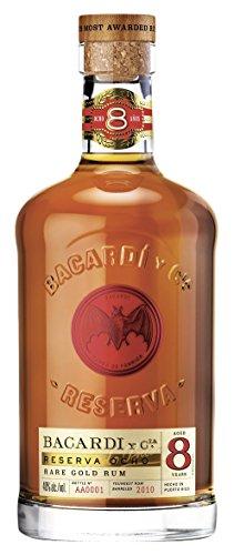 BACARDI Rum  Reserva Ocho Rum (1 x 0.7 l) im Test