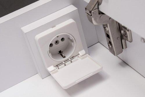 Spiegelschrank Cube 120 cm von Galdem Cube120 - 9