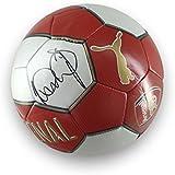 Ian Wright Firmado Arsenal Football