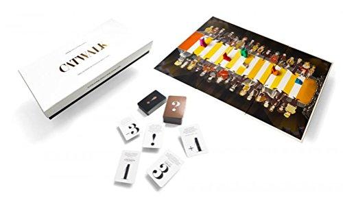 Brettspiel / Würfelspiel Catwalk, das ultimative Fashion-Brettspiel, in deutsch oder englisch (deutsch)