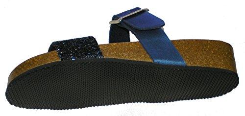 Dr. Brinkmann Damen-Tiefbett blau 701036-5 Bleu