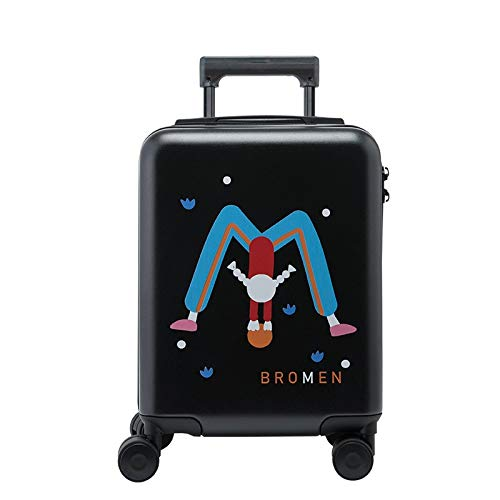 QWW Valise Trolley Carry Bag Main Cabine Bagages Shell...