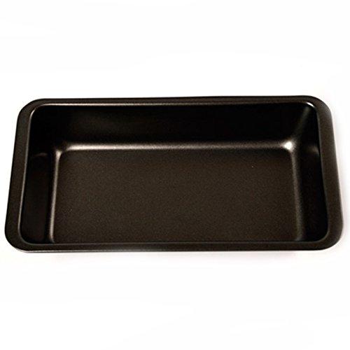Xigeapg Nonstick Kohlenstoffstahl Brot Pan Toast Brot - Non-stick Lasagne Pan