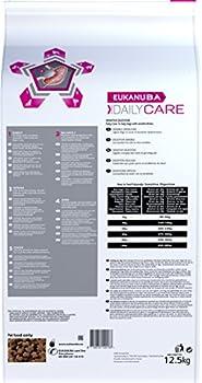 Eukanuba Daily Care Digestion sensible - Croquettes pour Chien Adulte présentant des troubles digestifs - Poulet - 12,5kg