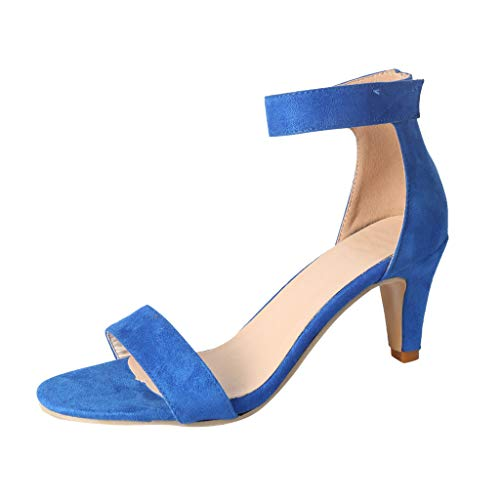 Damen Leopardenmuster einfarbig Stöckelschuhe High Heels Sommer Fesselriemen Damen Pumps Römische Schuhe Sandalen Bow High Heel Sandale