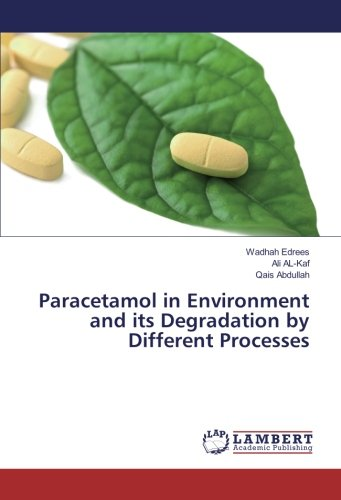 Paracetamol in Environment and its Degradation by Different Processes