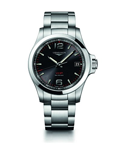 Longines L37164566 Reloj de Pulsera para Hombre