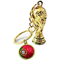 Ebeyam 2018 FIFA World Cup Trophy Llavero