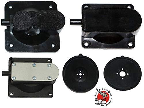Ersatzteile V Serie Luftpumpe V10/V20/V30/V60 für AquaforteErsatzmembranen Luftkammern Aquaforte Luftpumpe V Serie Ersatzteile Membrane V-10 (1x) Ø37 mm