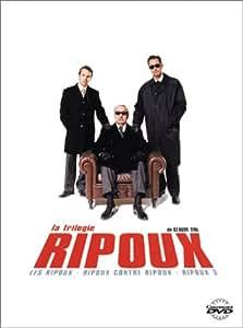 Coffret Ripoux 3 DVD - L'Intégrale : Les Ripoux / Ripoux contre Ripoux / Ripoux 3