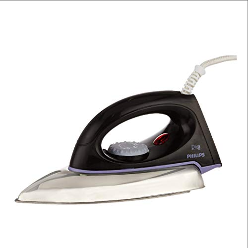 Philips Diva GC83 750-Watt Dry Iron (Black)