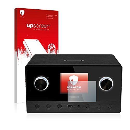 upscreen Scratch Shield Schutzfolie für Medion Life P85111 (MD 87295) – Kristallklar, Kratzschutz, Anti-Fingerprint