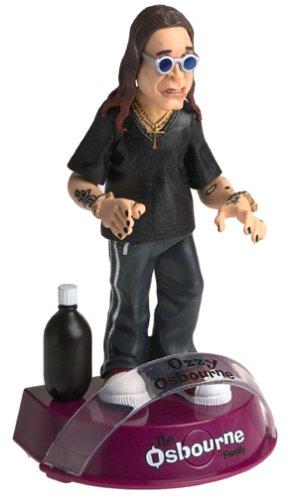 OZZY OSBOURNE figur aus PVC ca 15cm mit Soundbase von Mezco