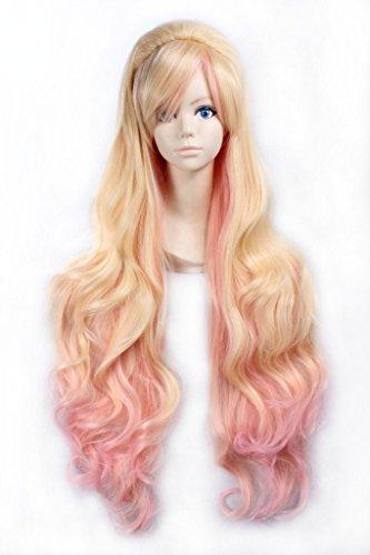 tqglobal-cosplay-wig-sheryl-nome-alpaca-lang-gewellt-blond-pink-anime-cheveux