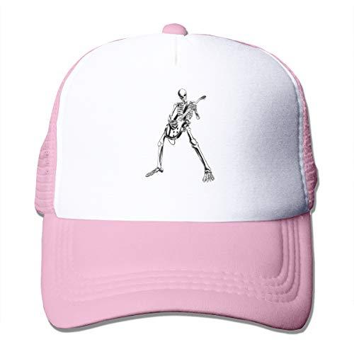 rty Cool Skul Einfache Logo Baseballmützen Hut für Männer & Frauen ()