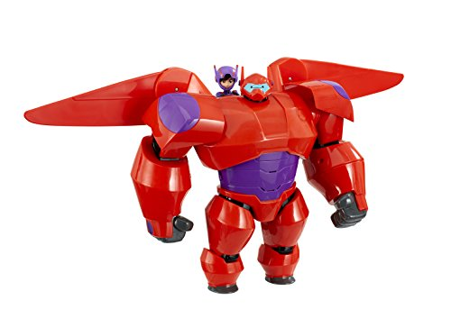 Bandai 41305 Actionfigur, rot - Hero 6 Big Spielzeug