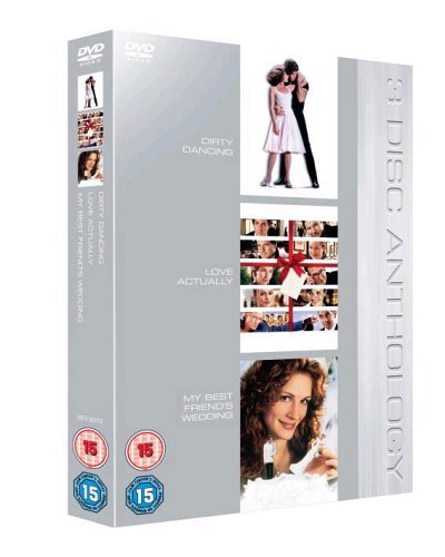 Dirty Dancing/Love Actually/My Best Friend's Wedding [UK Import]