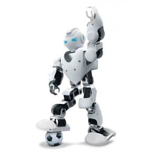 UBTECH Alpha 1S Intelligent Humanoid Robotic (White) by UBTECH