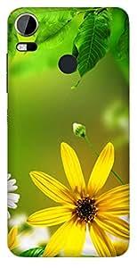 TrilMil Printed Designer Mobile Case Back Cover For HTC Desire 10 Pro