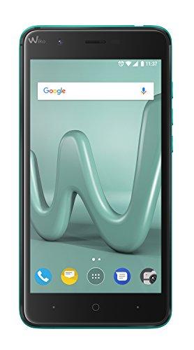 Wiko WIKO HARRY 4G Smartphone, 16 GB, Dual SIM, Turchese